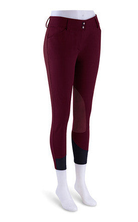 CLEARANCE! RJ Classics Gulf Breech, Low Rise in Merlot