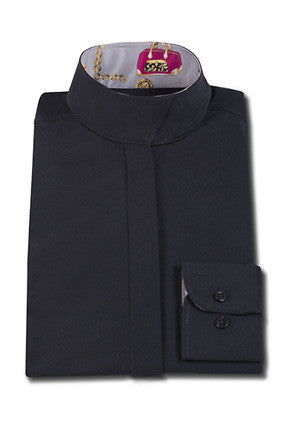 Clearance! RJ Classics Prestige Collection Ladies Shirt in Black
