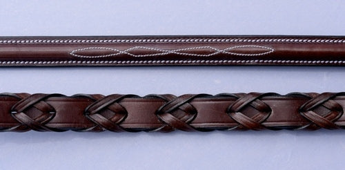 Double Laced Reins