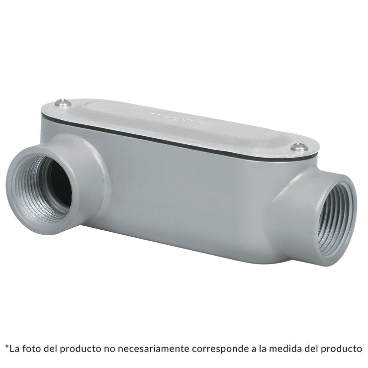 CONDULET TIPO LR 19 MM
