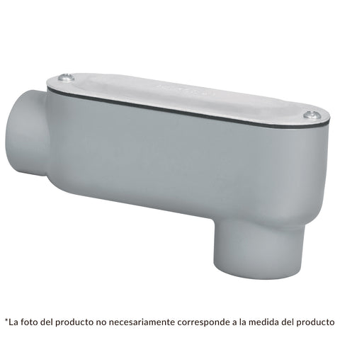 CONDULET TIPO LB 13 MM (BASE)