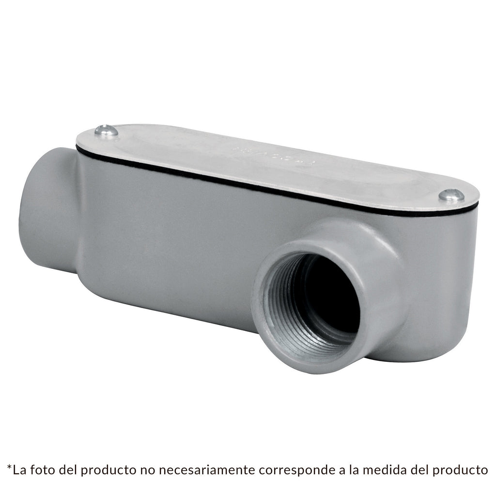 CONDULET TIPO LL 13MM                  *