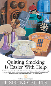 Poster-Quitting Smoking is Easier with Help