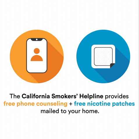 Social Media Assets - Free Nicotine Patch Promotion