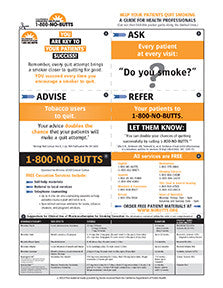 e-Pocket Guide-Help Your Patients Quit Smoking