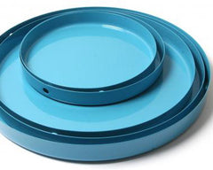Metal Trays - Blue