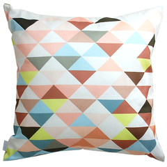 Cushion Cover Hawaiian Triangles
