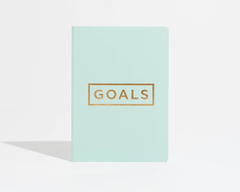 Goals Book - Mint