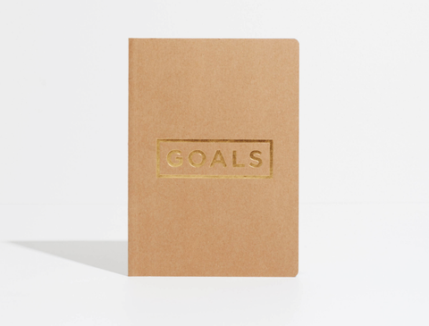 Goals Book - Kraft