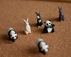 Animal Push Pins
