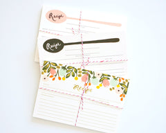 Recipe Card Sets (12 Pack)
