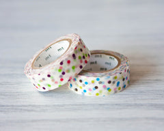 Washi Tapes - Candy Dots (Singles)