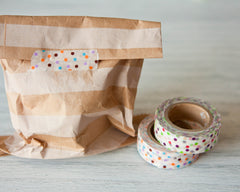 Washi tapes - Candy Dots (2 Pack)