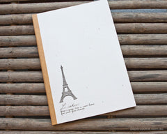 Eiffel & Garland Notebooks