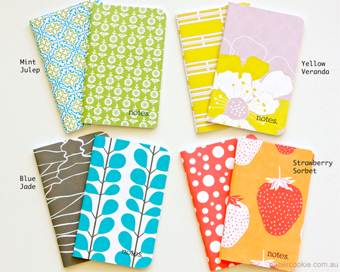 Jotter Notebooks (2 pack)