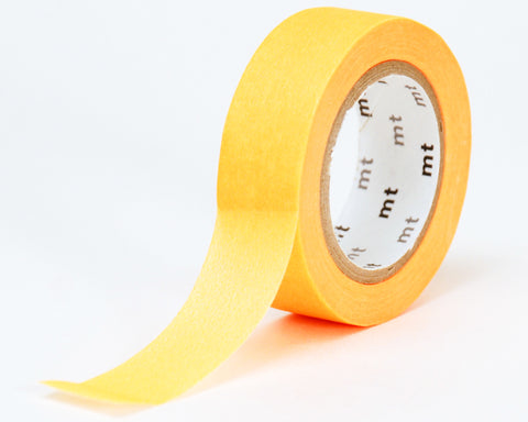Washi Tapes - Sunflower Yellow