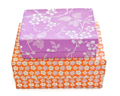 Pattern Box Set F