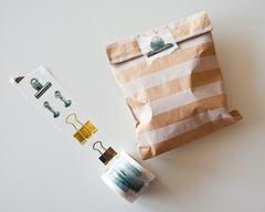 Washi Tapes - Clips