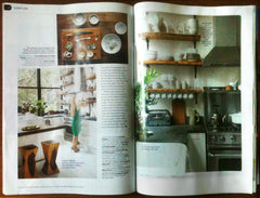 Lucky Magazine Interior