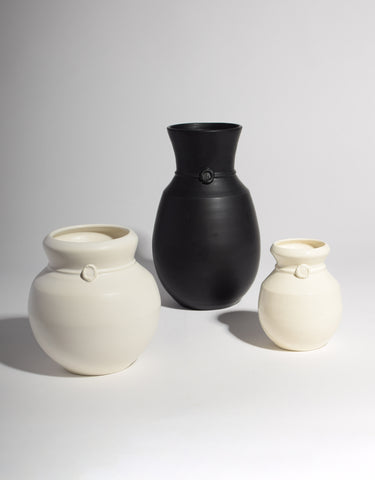 Banded Vase - Various Sizes
