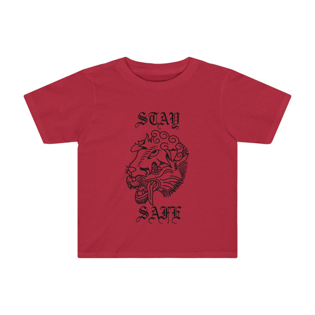 Kids Stay Safe Tee