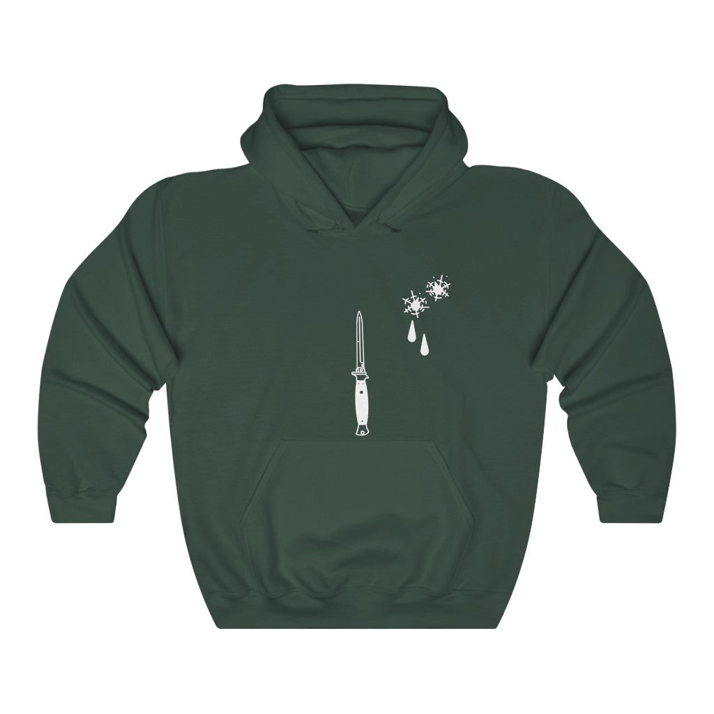 Switchblade Unisex Heavy Blend™ Hooded Sweatshirt