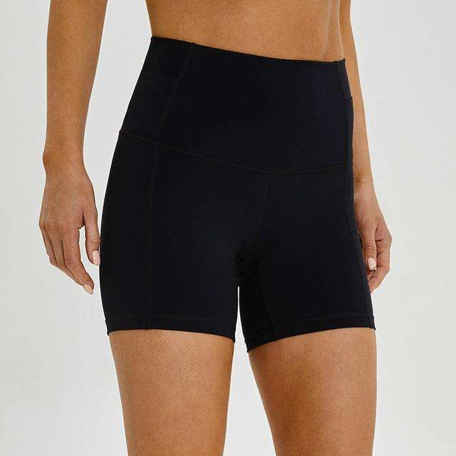 MEND ACTIVE Ultralux High Waist Short - Black