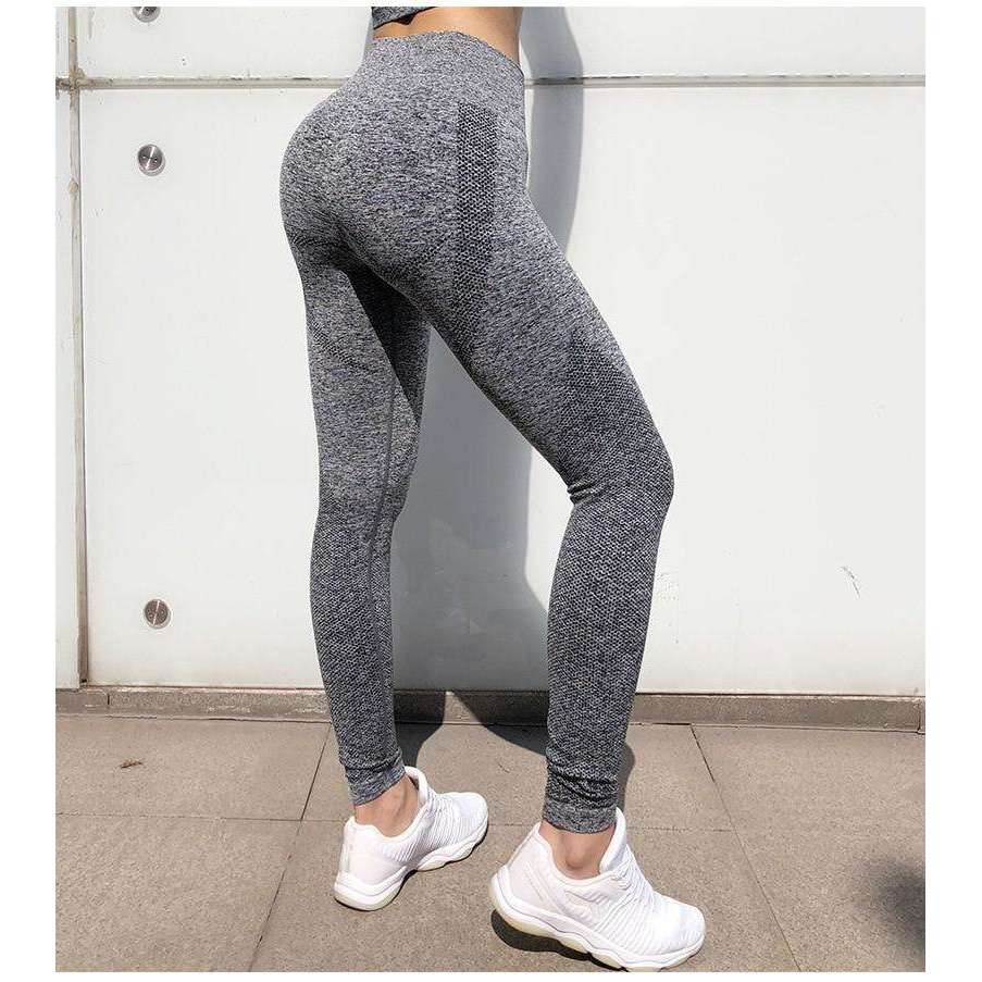 MEND CORE Seamless Legging - Dark Grey