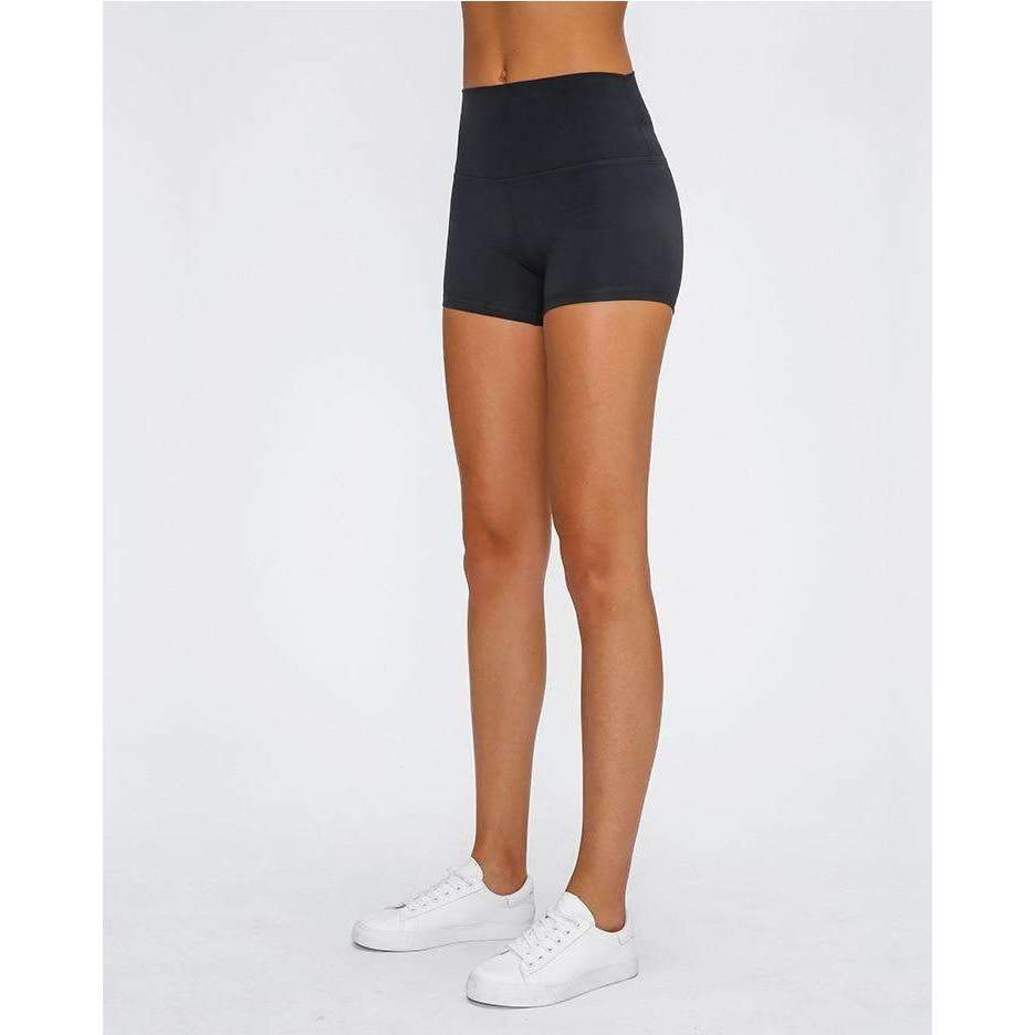 MEND Legacy CHARGE Workout Short - Black