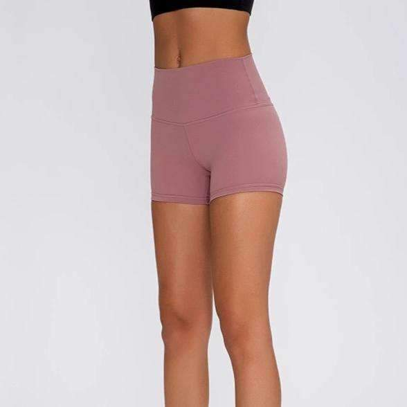 MEND Legacy CHARGE Workout Short - Meili Powder