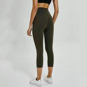 MEND Legacy Max Support 3/4 Legging - Forest Green