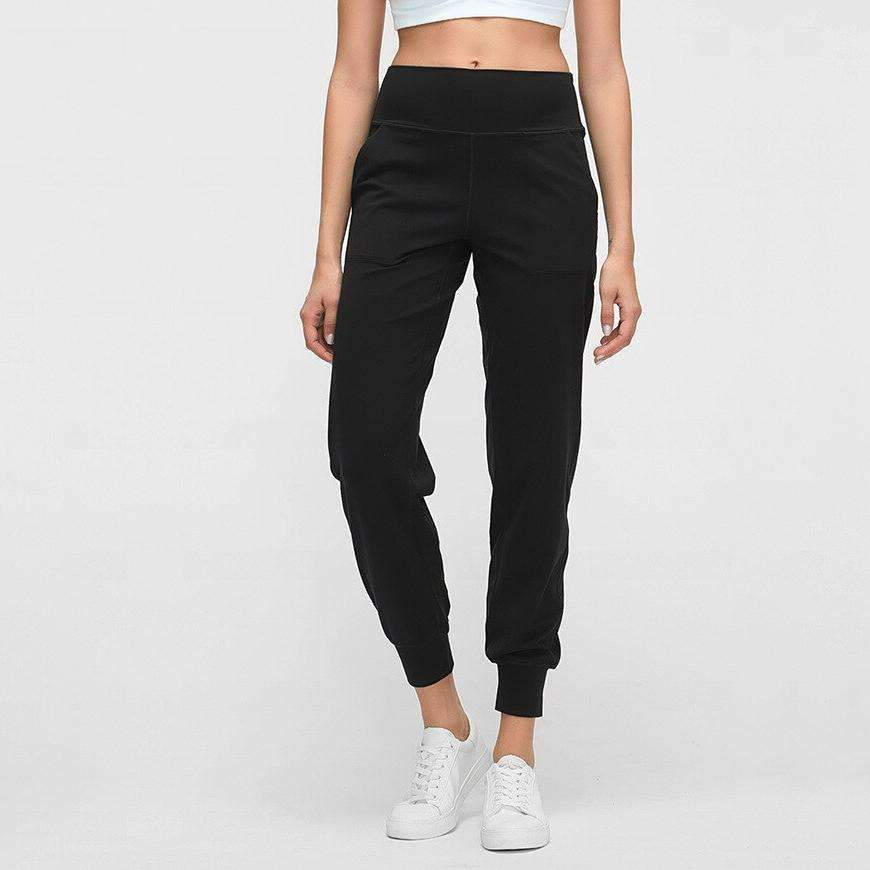 MEND Sporty Fitness Jogger - Black