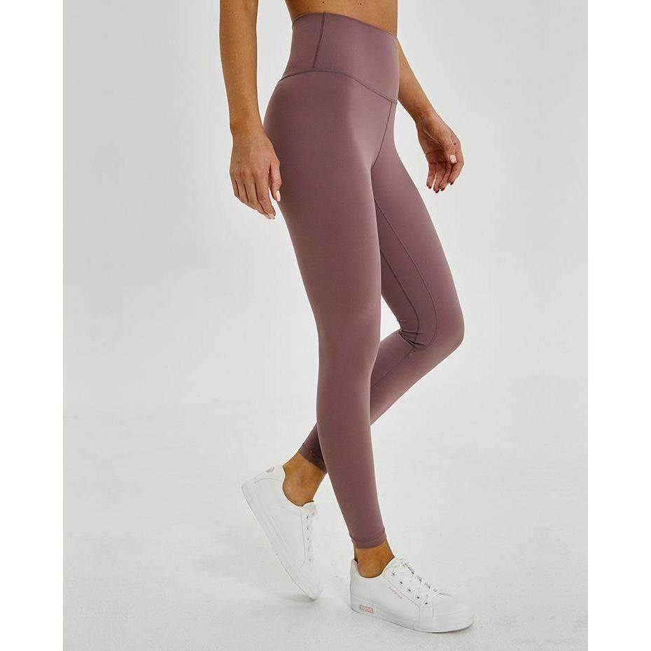 MEND Super Soft Hip Up Legging - Feather Ash