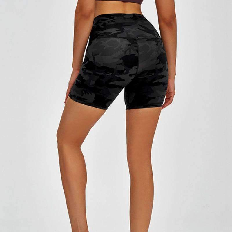 MEND Ultralux Max Support Mid-Length Short - Camo