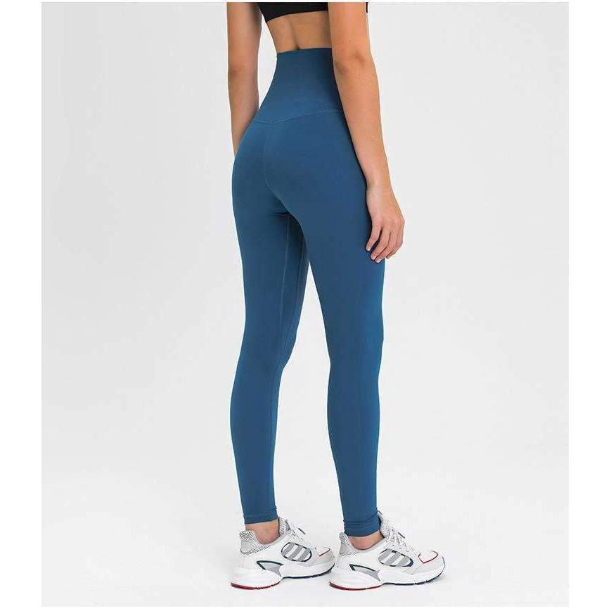 MEND Ultralux Super High Rise Sport Legging - Blue
