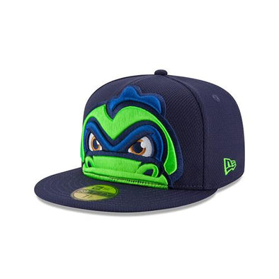 Vermont Lake Monsters Batting Practice Cap - New Era Diamond Era