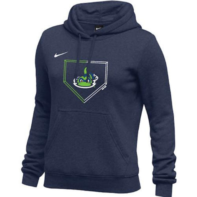 Vermont Lake Monsters Youth Nike Club Hoodie