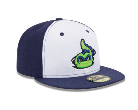Vermont Lake Monsters Official On-Field Game Cap
