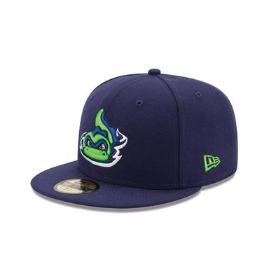 Vermont Lake Monsters Official On-Field Alternate Cap - New Era