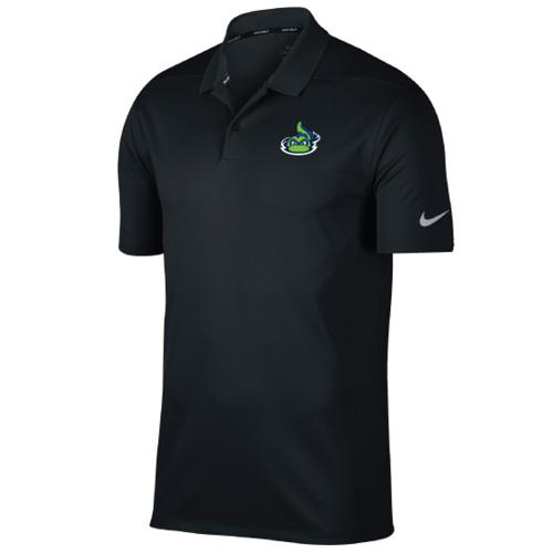 Vermont Lake Monsters Nike Golf Victory Polo - Black