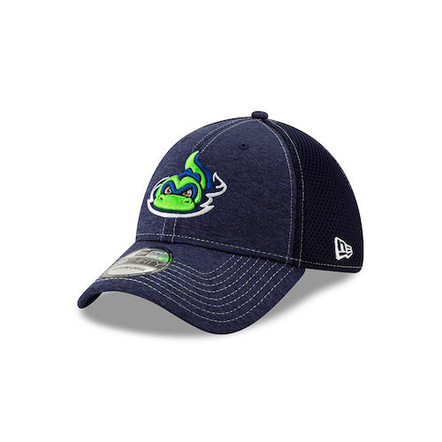 Vermont Lake Monsters Youth Classic Shade Neo - 39THIRTY Stretch Fit - New Era