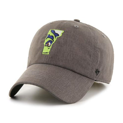 Vermont Lake Monsters Fury - Vermont State Logo - '47 Brand
