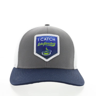 I Catch Lake Monsters adjustable trucker cap - OC Sports