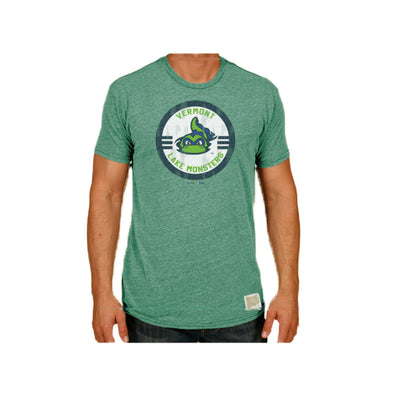 Vermont Lake Monsters Retro Brand T-Shirt