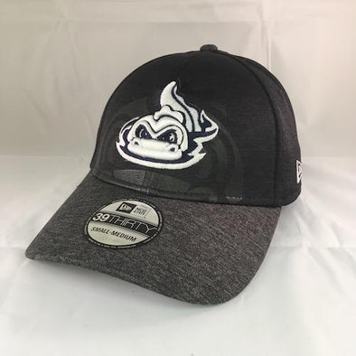 Vermont Lake Monsters Logo Peek 3930 Stretch Fit - New Era