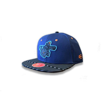 Vermont Lake Monsters Maple Kings Youth Bolt Snapback Cap