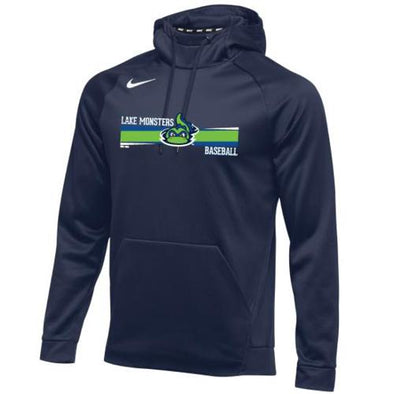Vermont Lake Monsters Nike Therma Training Hoodie