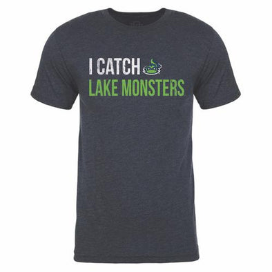 Vermont Lake Monsters I Catch Lake Monsters T-Shirt