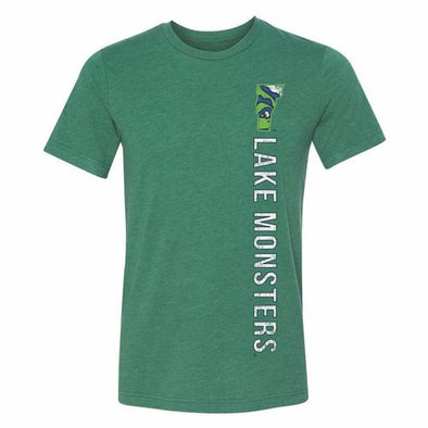 Vermont Lake Monsters Vertical T-Shirt