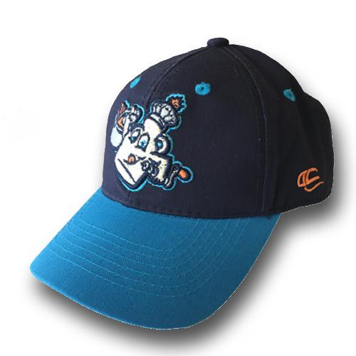 Vermont Lake Monsters Youth - Maple Kings Infielder Cap